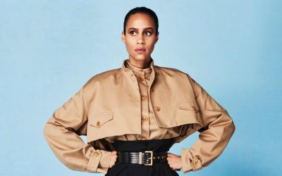 Zawe Ashton on Acting, Privilege and Being Bullied