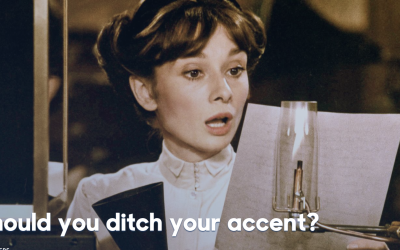 Should You Ditch Your Accent?