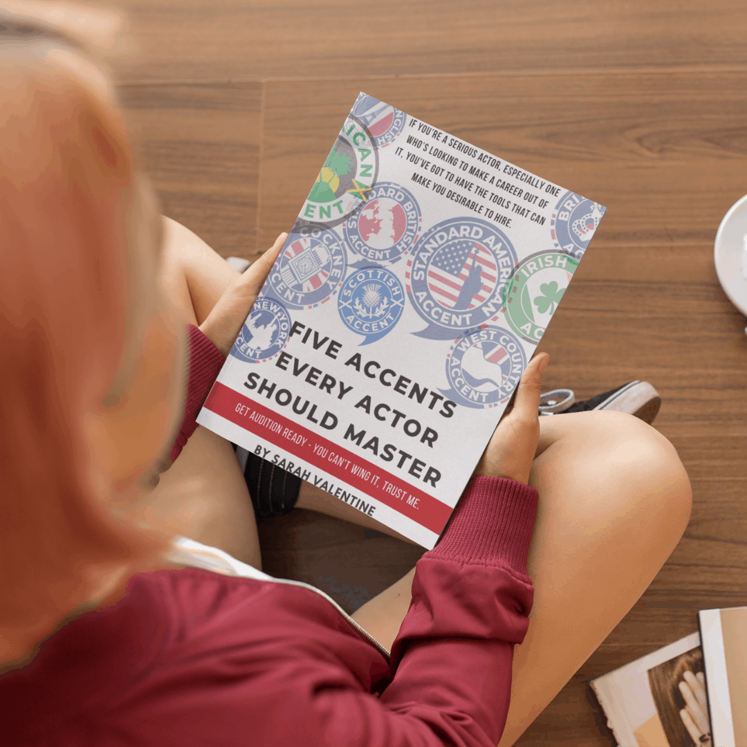 Five Accents Every Actor Needs To Master by Sarah Valentine