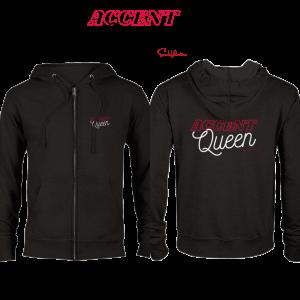 Boss Queen Hoodie - Actors Accent coach Sarah Valentine